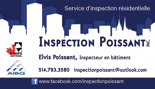 Inspection Poissant Inc.